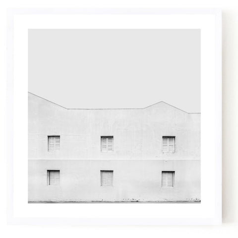 ART PRINT | White House by Blackhaus Studios