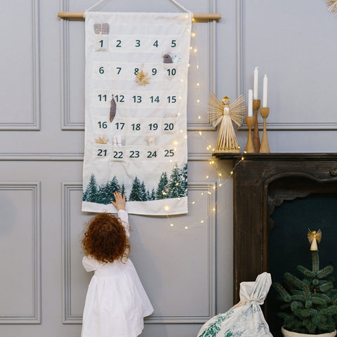 ADVENT CALENDAR | Christmas advent by down to the woods