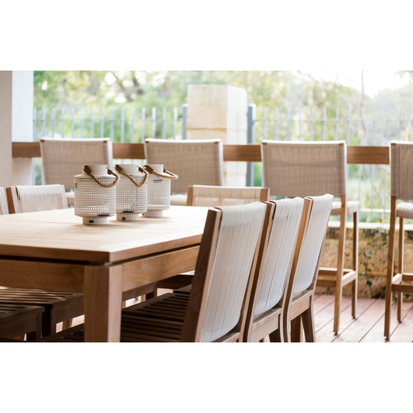 Dining Table Reef Indoor Outdoor By Globewest
