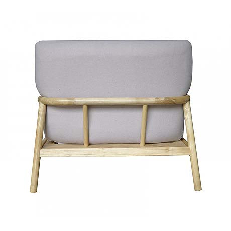OCCASIONAL CHAIR | norm design in nude by MRD