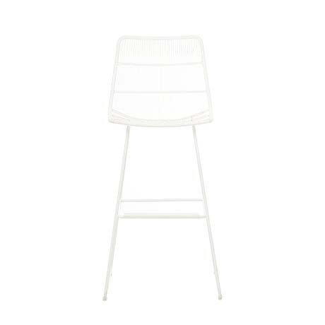 BAR STOOL | granada design in white by Globewest