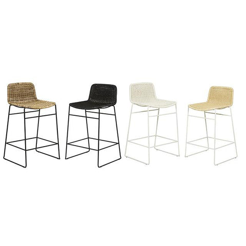 BAR STOOL | olivia closed weave by globewest