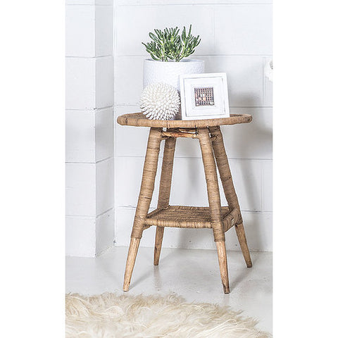 BEDSIDE TABLE | malawi in natural by uniqwa