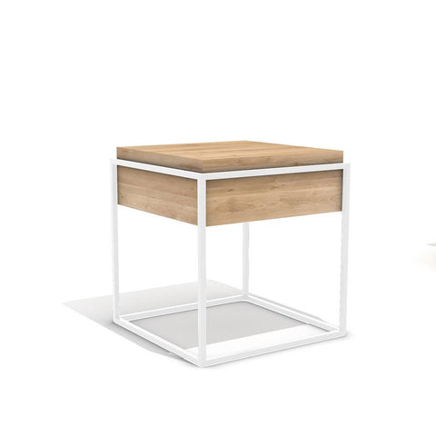 BEDSIDE | universo positivo available in black or white by globewest