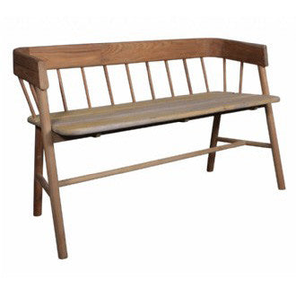 BENCH | natural timber by hk living