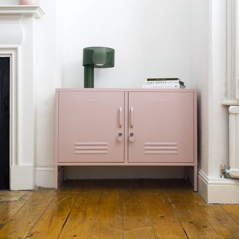 CONSOLE | The Lowdown in blush by Mustard Made