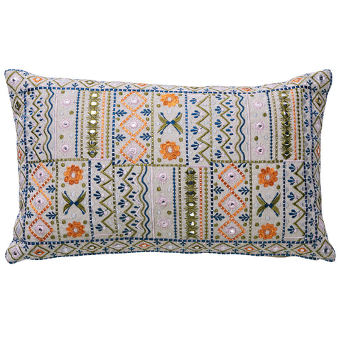 CUSHION | Bloomsbury Heath by Canvas & Sasson