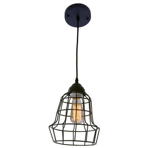 PENDANT LIGHT |  open cage