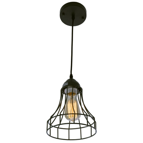 PENDANT LIGHT |  slender cage