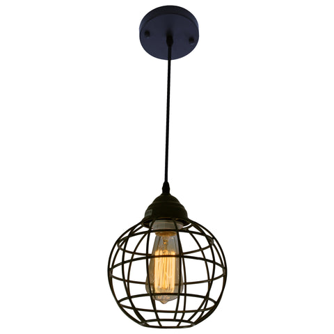 PENDANT LIGHT | sphere cage
