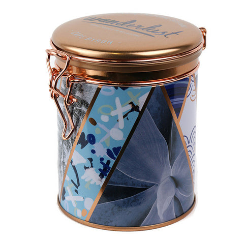 CANDLE | wanderluster canister candle in cape byron