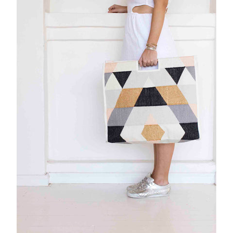 CARRY BAG | geo design by langdon ltd