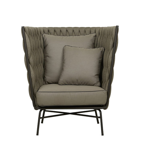 OCCASIONAL CHAIR | Livorno Cocoon Outdoor by Globewest