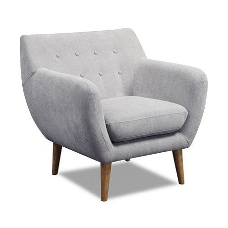 CHAIR | astrid design in grey  by MRD Home