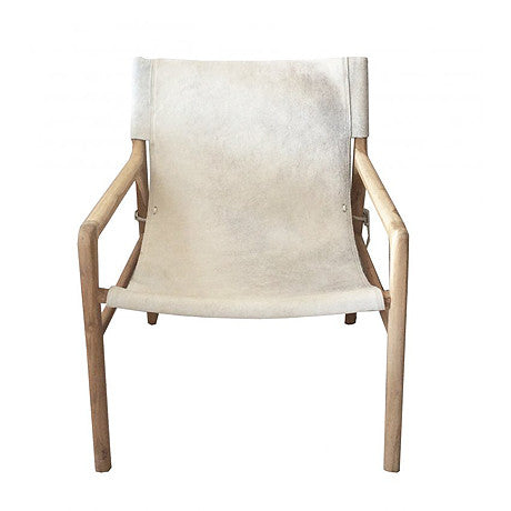 OCCASIONAL CHAIR | palomino jasper sling-back by MRD Home