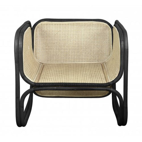 CHAIR | 'mon' chair with black detail by MRD