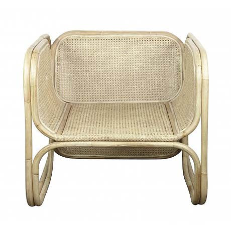 OCCASIONAL CHAIR  | mon design in natural by mrd home