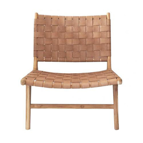 OCCASIONAL CHAIR | sentosa in tan by MRD Home