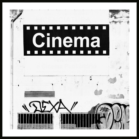 ART PRINT | Cinema by Blackhaus Studios