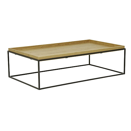 COFFEE TABLE | soho cirque design in natural ash by globewest