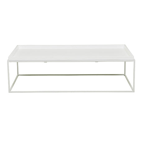 COFFEE TABLE | soho cirque design in white by globewest