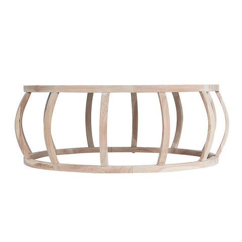 COFFEE TABLE | crabo design in french oak by uniqwa