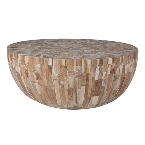 COFFEE TABLE | klop palm-cut by uniqwa