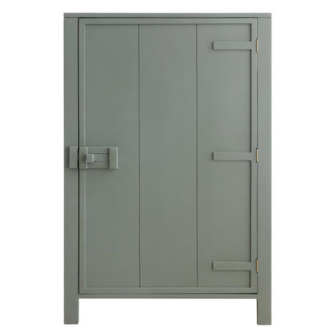 CUPBOARD | vintage green timber by hk living