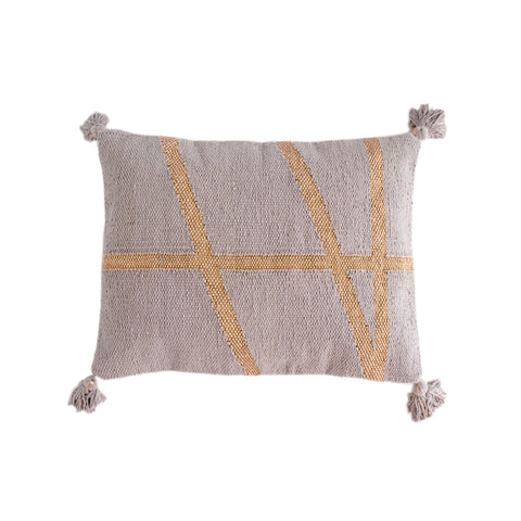 CUSHION | little bling in lavender + gold by OHH