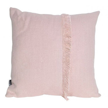CUSHION | annika fringed design in nude by mrd home
