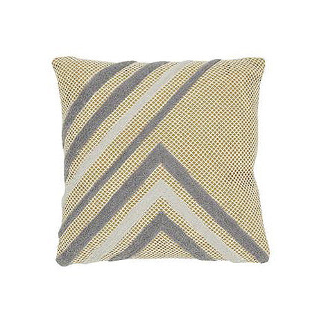 CUSHION | saskia arrow design by globewest