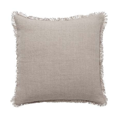 CUSHION | burton design in oatmeal by L+M Home