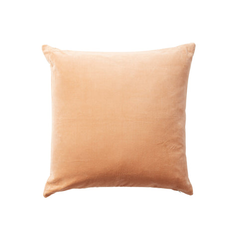 CUSHION | coral velvet by milk + sugar