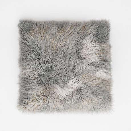 CUSHION | flufflebuster in smoke by Amigos de Hoy