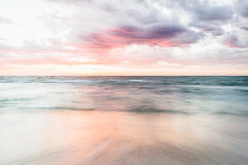 ART PRINT | Allure Watermans Bay WA by Denise Rix