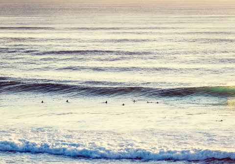 ART PRINT | Surf Yallingup by Denise Rix