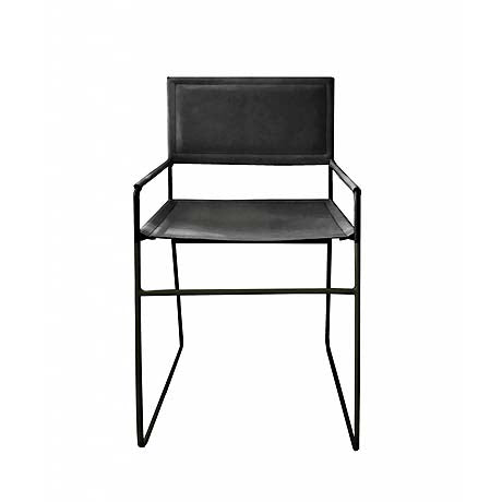 DINING CHAIR | 'mak' in black by MRD