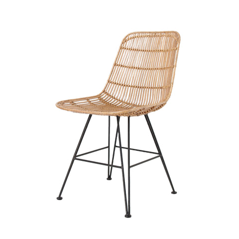 DINING CHAIR | natural rattan design by hk living