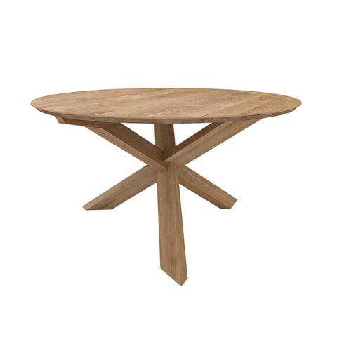 DINING TABLE | ethnicraft natural oak by globewest