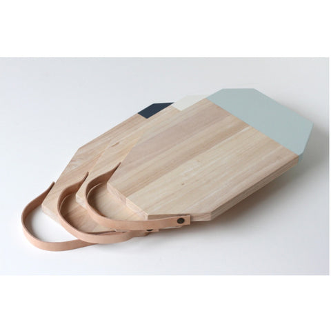 BOARD | 'dippo' bread board in three colours