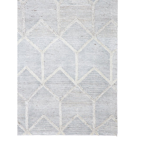 FLOOR RUG | edan weave in wild dove by tribe home