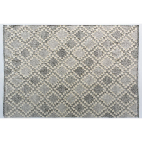 FLOOR RUG | flat moroccan trellis by OHH