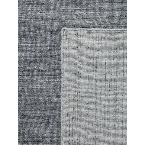 FLOOR RUG | morrison weave in dark grey by tribe home
