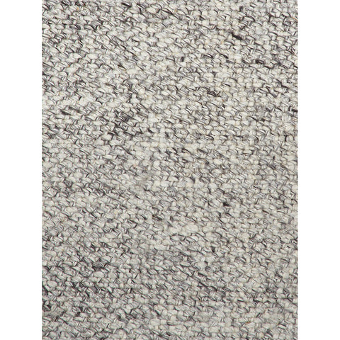 FLOOR RUG | skagen 'fringe' weave in grey by tribe home