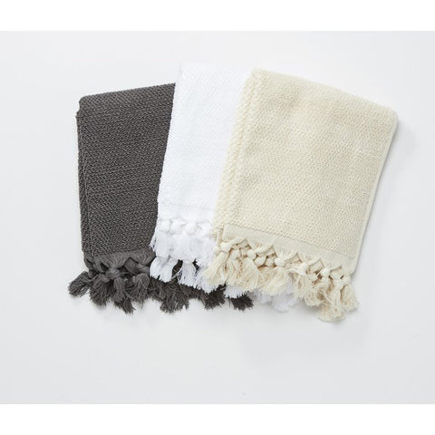 HAND TOWEL | charcoal by cloth + co