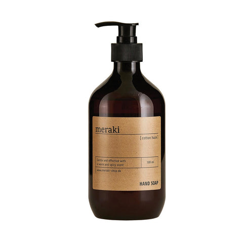 HAND SOAP | cotton haze by meraki