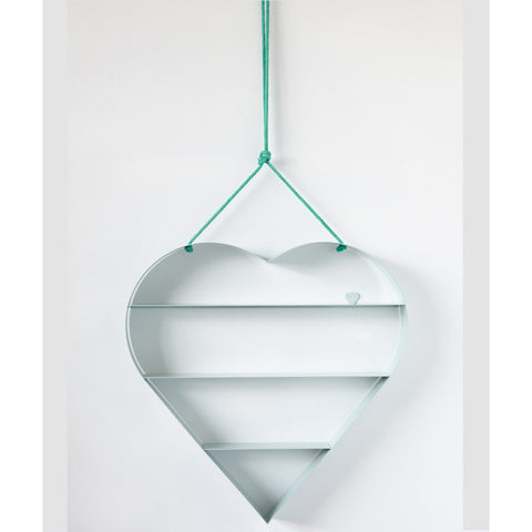 SHELF | mint heart by bride + wolfe