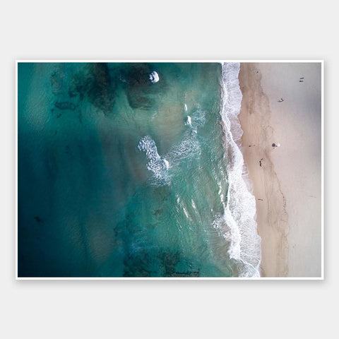 ART PRINT | in the deep by urban road australia