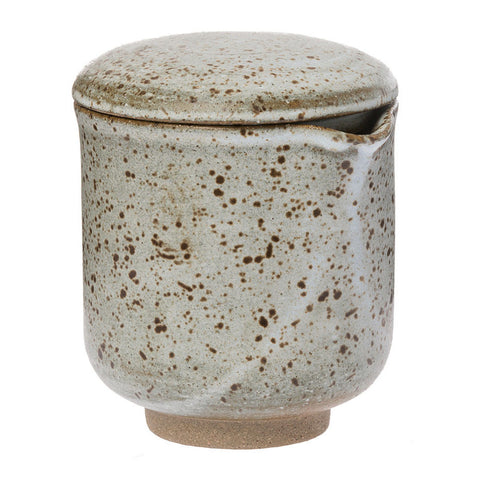 JUG | speckle design in seagrass by Zakkia
