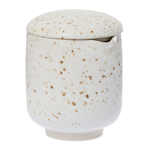 JUG | speckle design in white by Zakkia